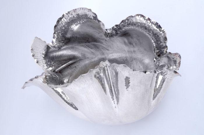 rafraîchissoir dior métal argenté