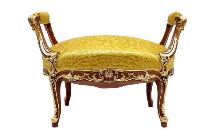 louis XV style stool