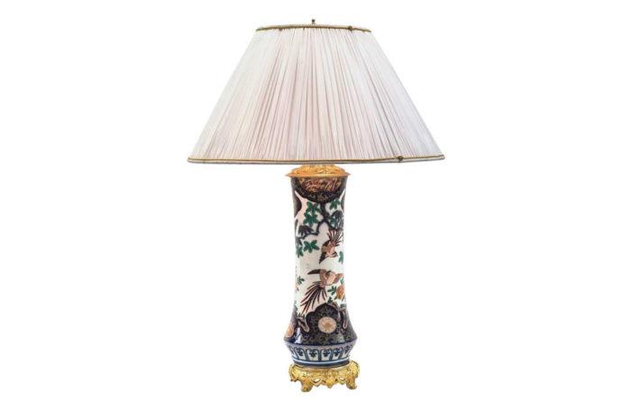 lampe-cornet-imari