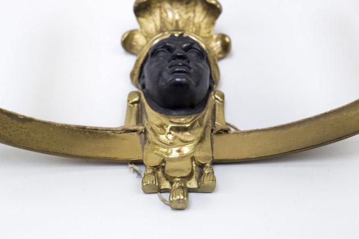 appliques empire bronze