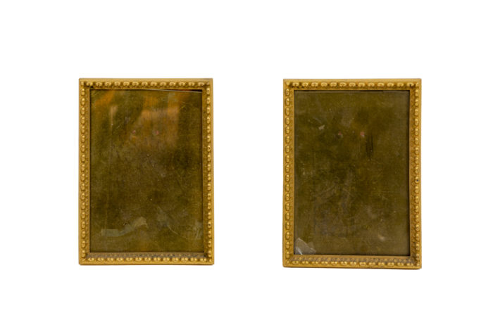 frames gilt bronze hearts frieze