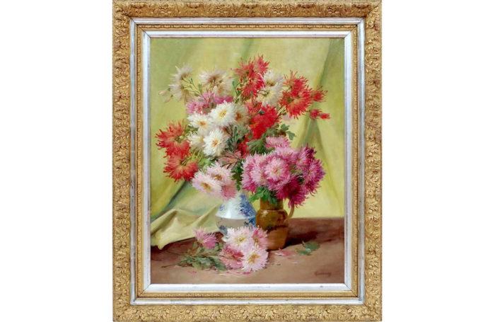 godchaux tableau bouquet