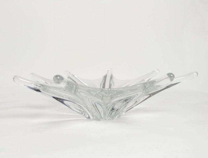 vide poche crystal baccarat