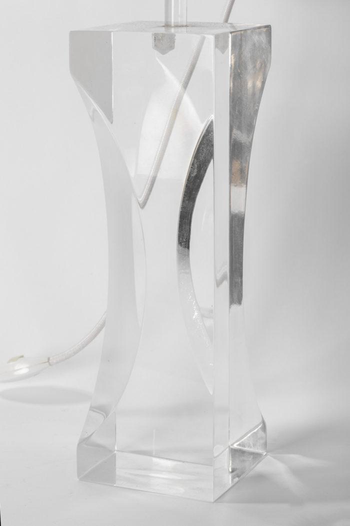 lampes plexiglass rectangulaire