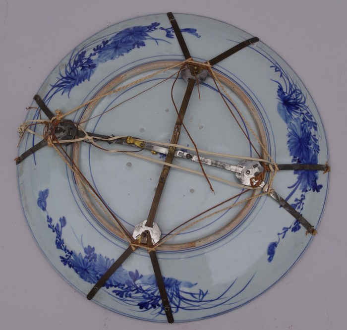 grand plat porcelaine japonaise