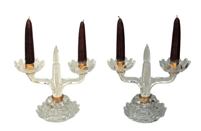 Baccarat candlestick