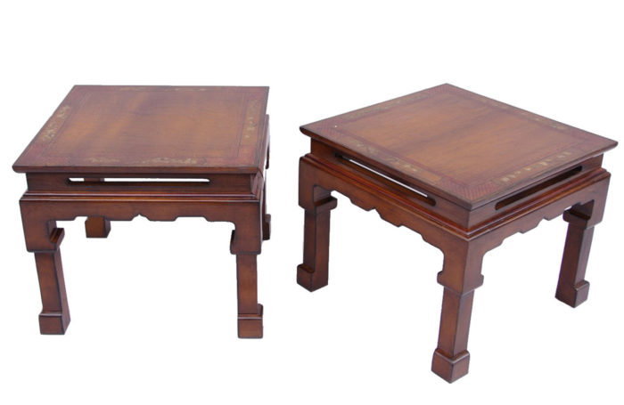side tables chinese style wood