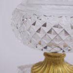 vase médicis cristal taillé