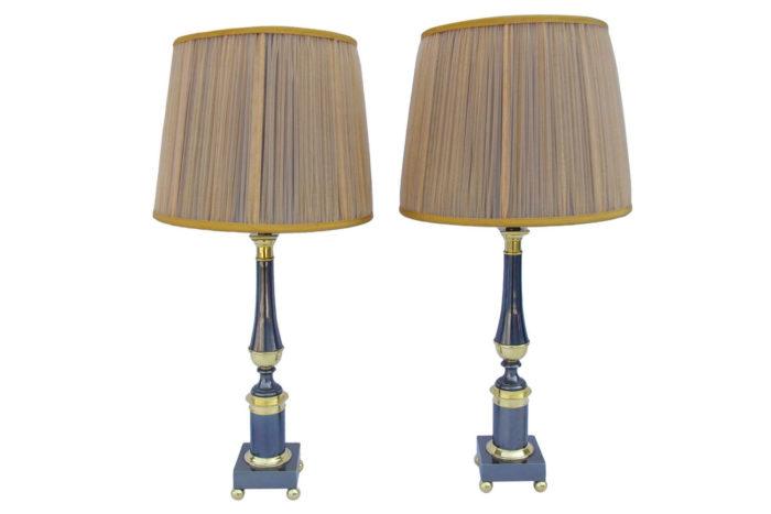 lampes poillerat deux patines