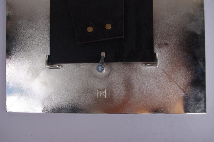 cadre rambaud poulain métal