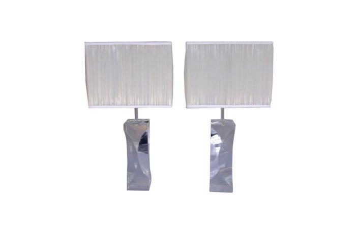 lampes plexiglass