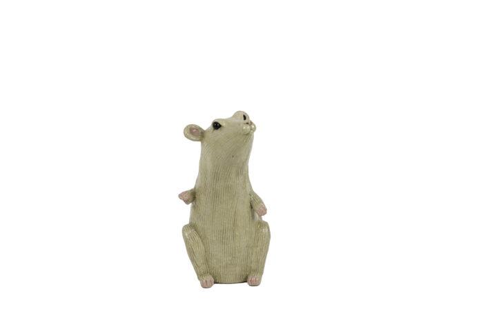valérie courtet sculpture rat front