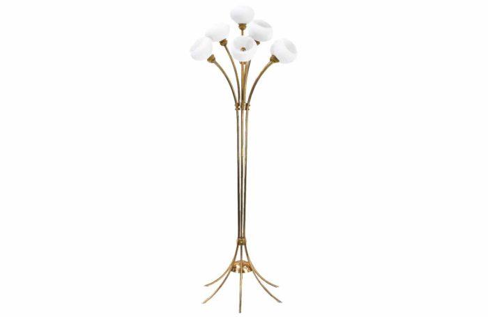 lampe-laiton-doré-modèle-tulipe-1-1