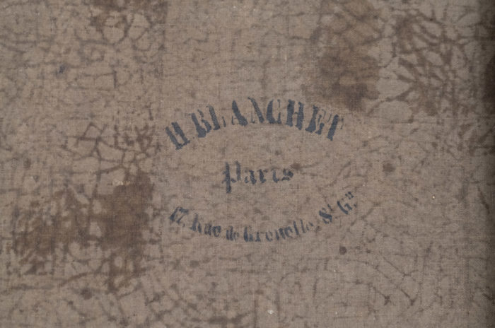 toile blanchet fournisseur signature