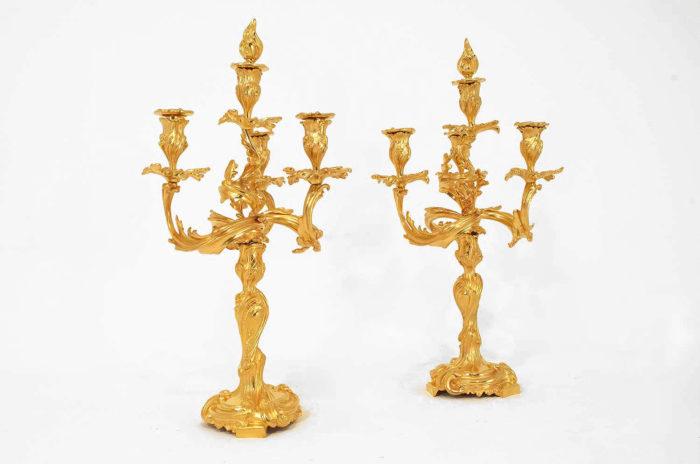 candélabres-bronze-doré-style-louis-xv-2