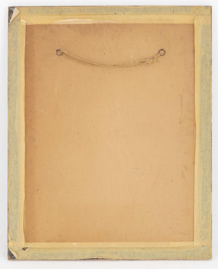 gravure jacques villon fernand léger dos