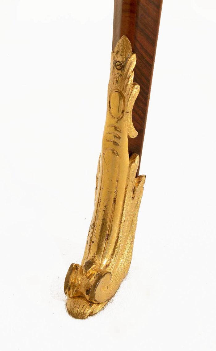 guéridon-louis-xv-sabot-bronze-doré