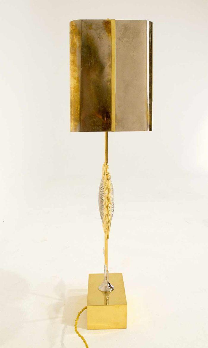 maison-charles-lampe-bronze-doré-tournesol-profile
