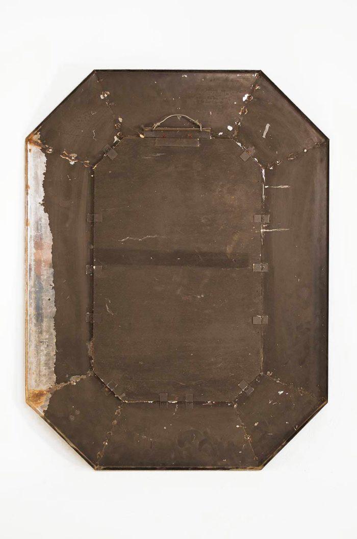 miroir octogonal maison jansen dos