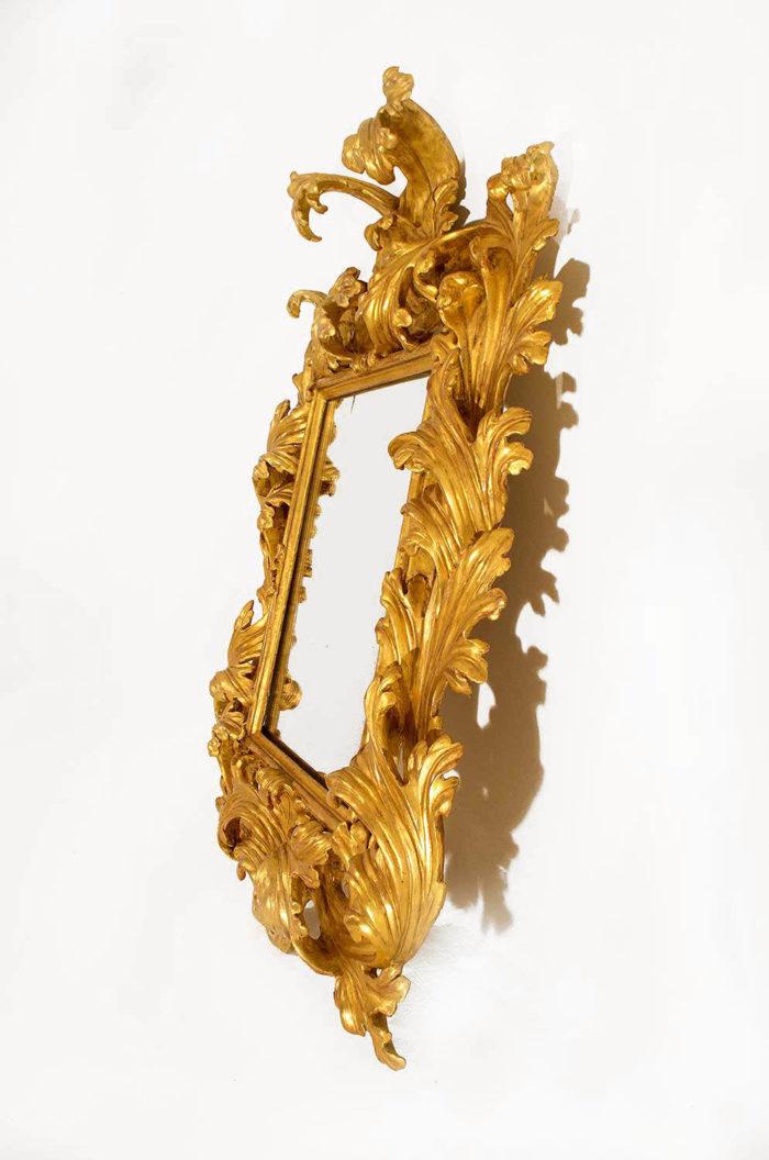 miroir-rococo-bois-doré-coté