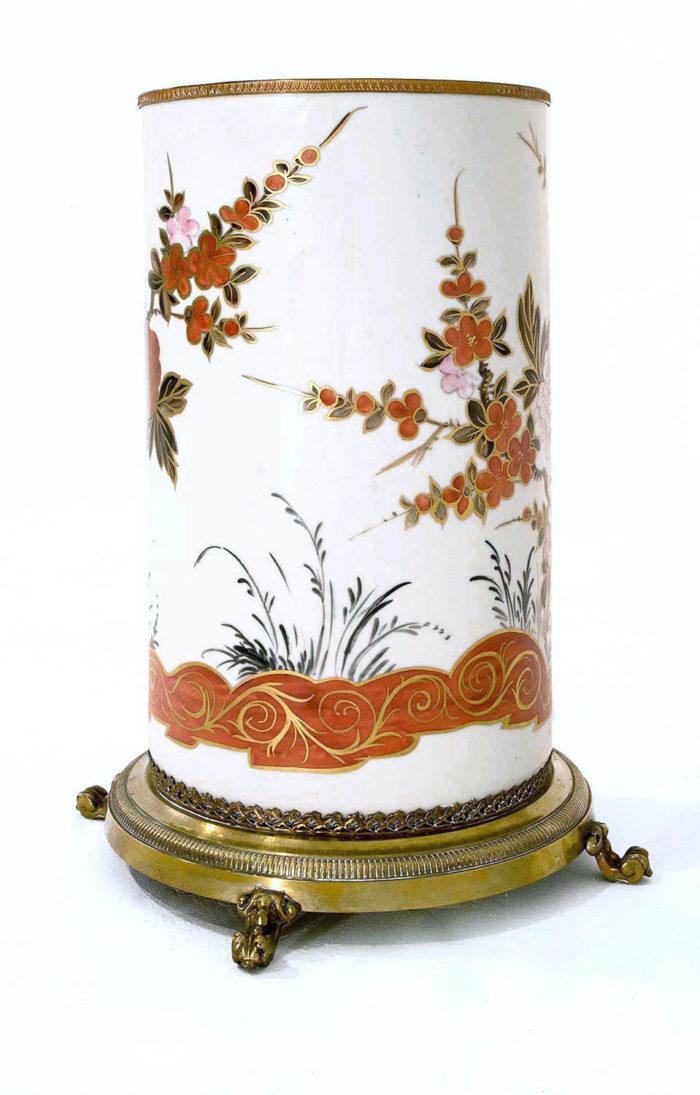 porte-paraluie-porcelaine-orange-dos
