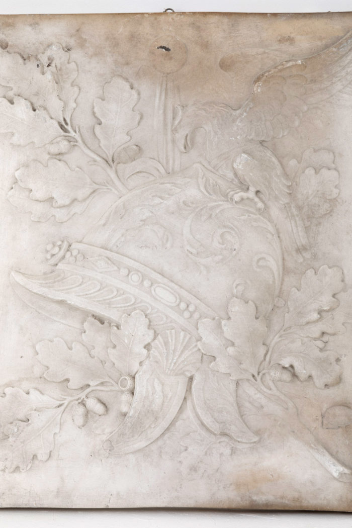 bas relief stuc victoire lucchesi