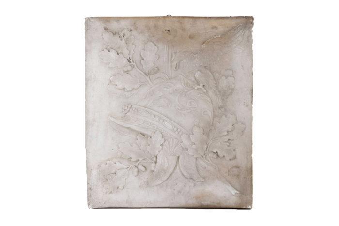 bas relief stuc victoire samuel lucchesi pcple