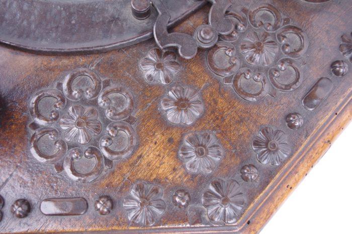 brasero XVII detail 3
