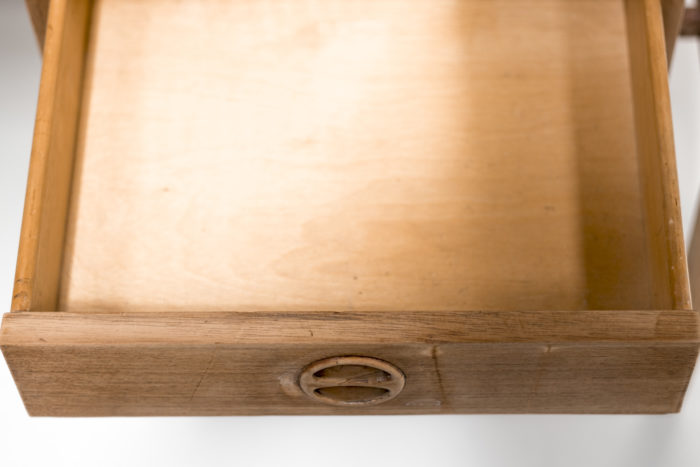 bureau style arne vodder teck tiroir