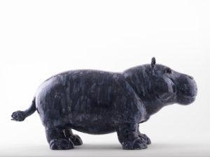 hippopotame valérie courtet