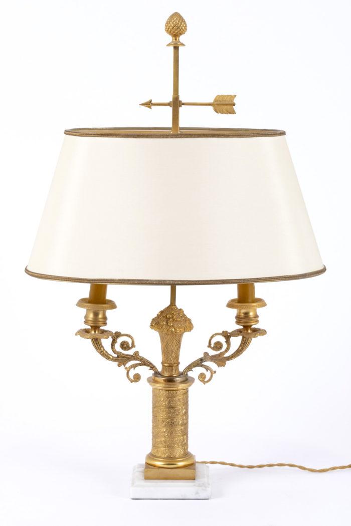 lampe bouillotte style restauration 1