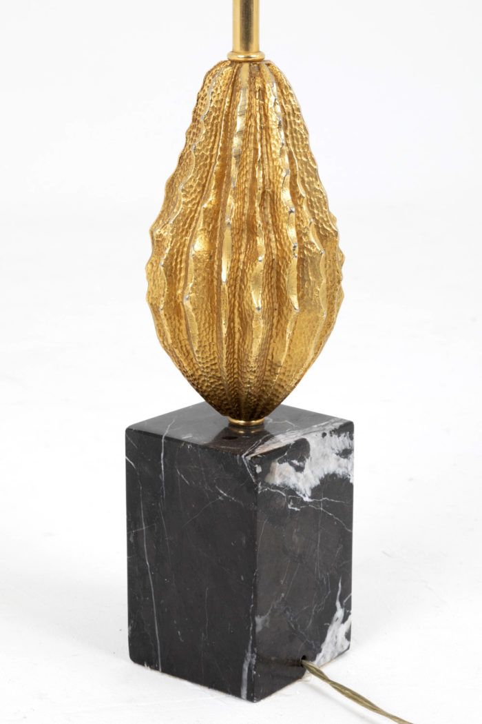 lampe bronze dore maison charles cabosse cote