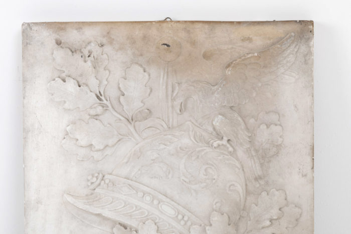 lucchesi bas relief stuc allegorie victoire