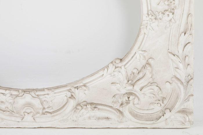 panneau stuc louis XV detail bas