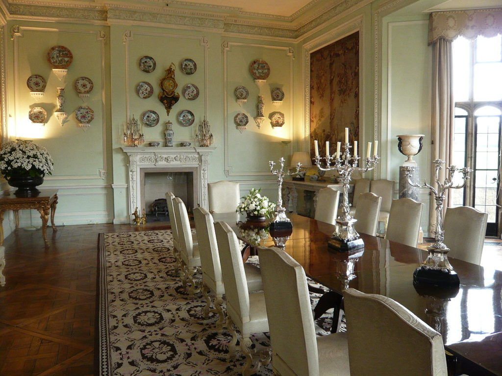 maison jansen leeds castle room