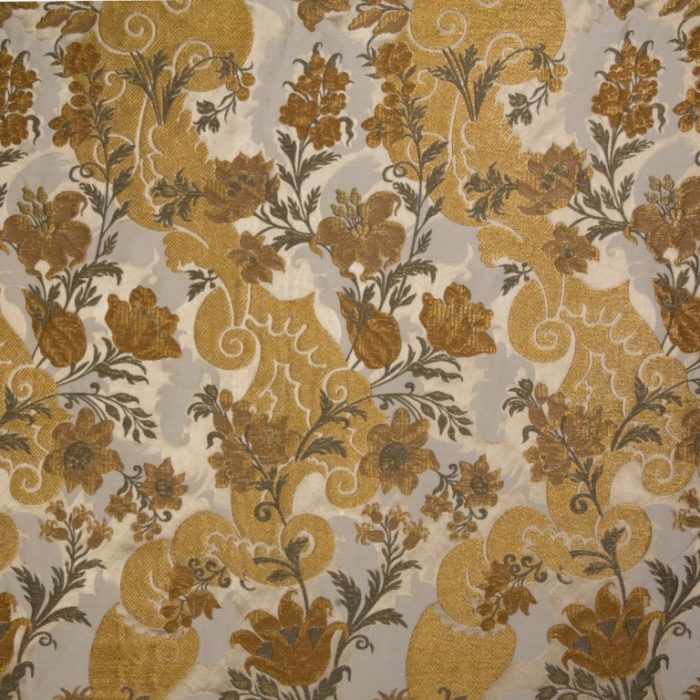 Tissus rubelli baccarat oro