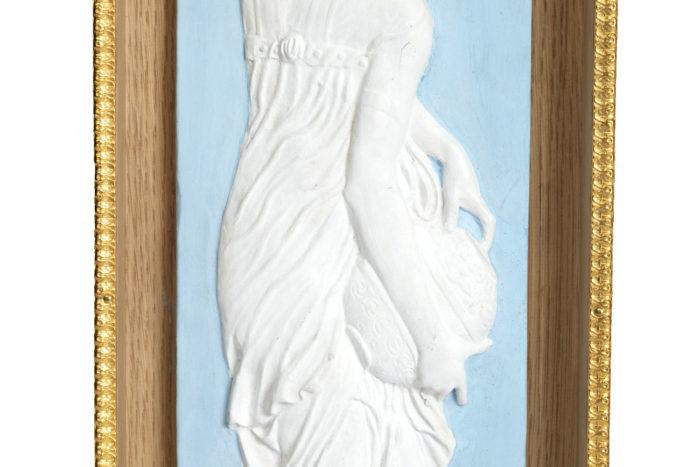 detail vestal jar wedgwood porcelain style