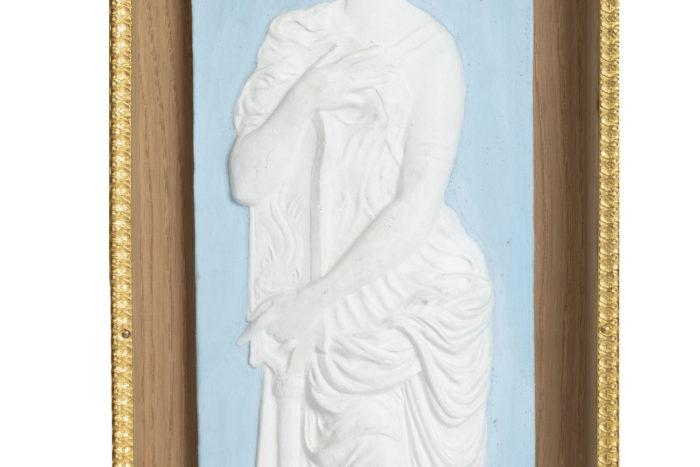 detail vestal himation terracotta wedgwood style