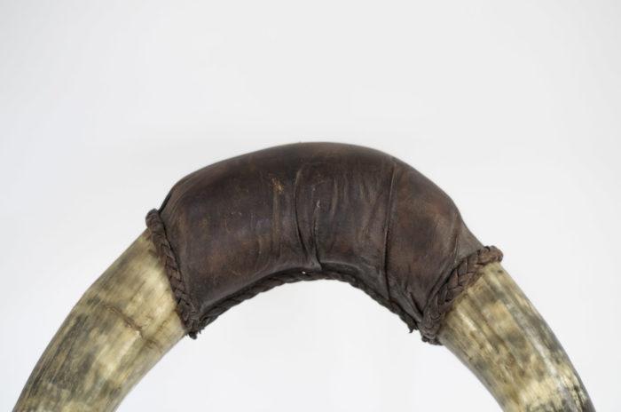 fauteuil détail haut appui tête cuir