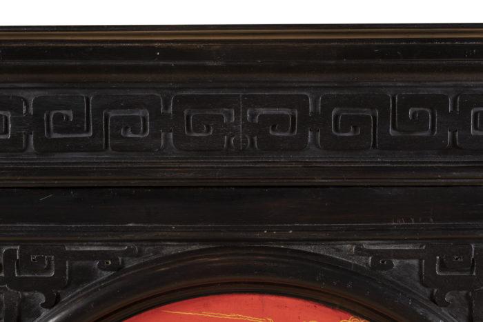 frise grecques meuble d'appui
