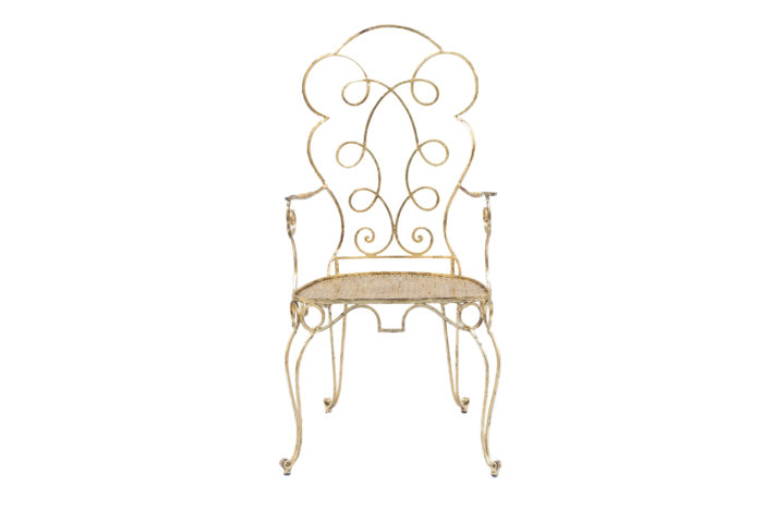 6 gilt chairs chair face
