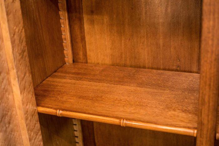 armoire bambou japon intérieur étagère