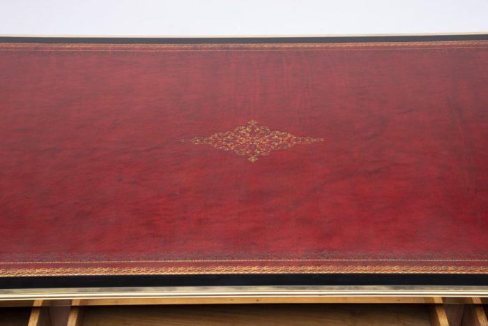 bureau sormani plateau rouge motif central