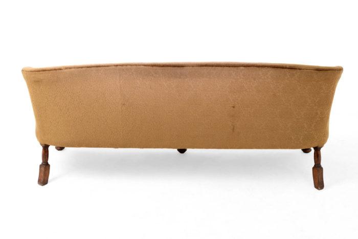 canapé style anglais dos entier