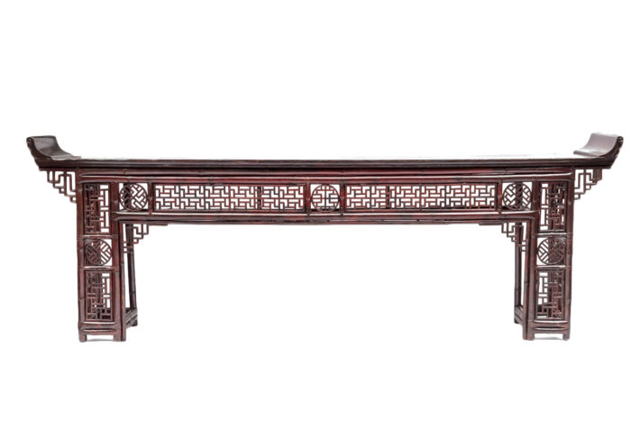 console chinoise rouge prcpl