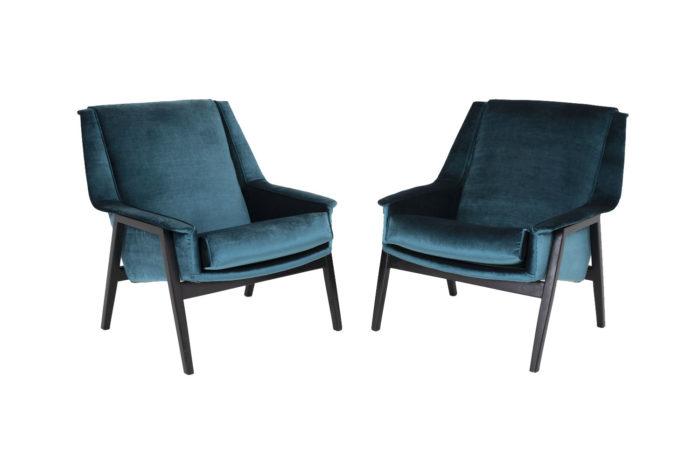 fauteuils bleus carlo di carli prcpl