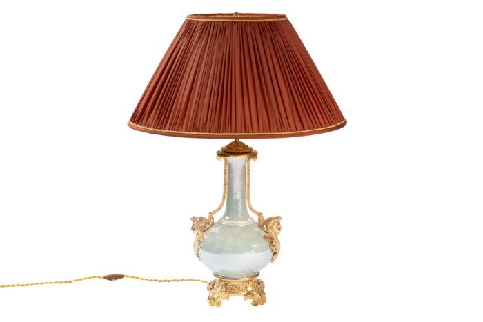 lampe verte irisee protomees prcpl