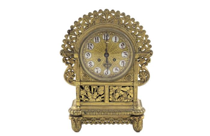 art nouveau clock prcpl