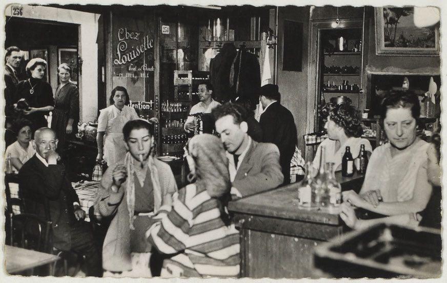 saint-ouen brasserie chez louisette