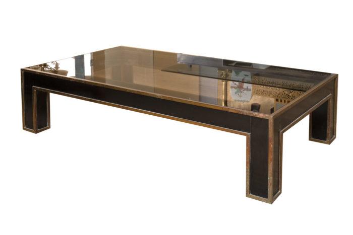 table basse noire et or 3:4 2